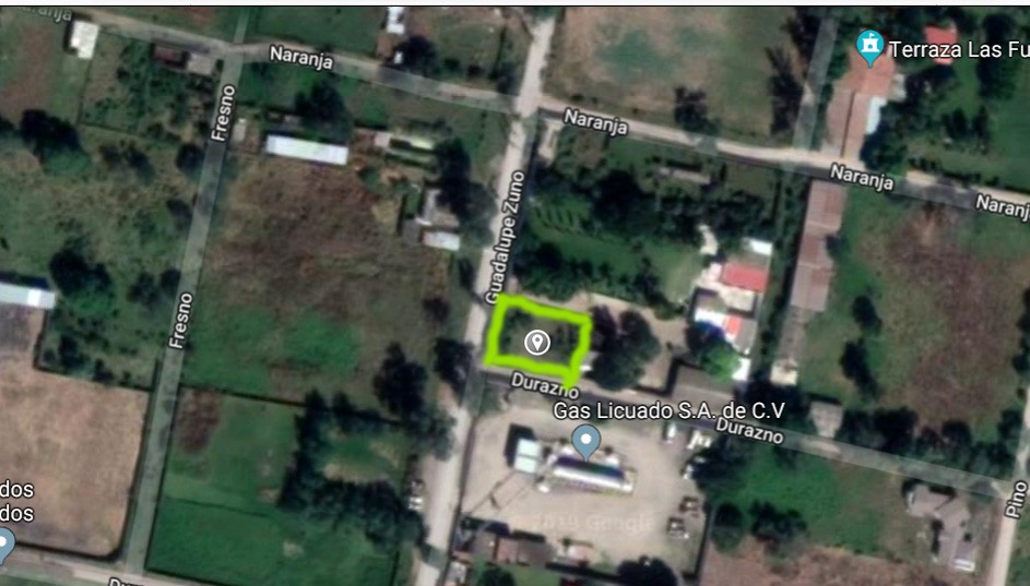Se vende terreno en col. San Antonio (La Estación) en La Barca